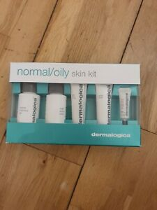 Dermalogica Normal/Oily Skin Kit Travel Size 5 Products, new, marked box as pics