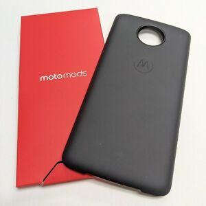 Motorola Moto Mod Power Pack Black 2220mAh (All Moto Z Models) Mint Condition