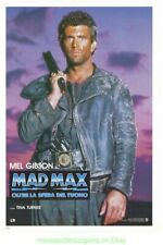 MAD MAX BEYOND THUNDERDOME MOVIE POSTER Spanish 27x39 Inch One Sheet MEL GIBSON