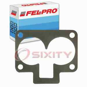 Fel-Pro Fuel Injection Throttle Body Mounting Gasket for 1993 Dodge W350 lm