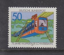 WEST GERMANY MNH STAMP DEUTSCHE BUNDESPOST 1976 WUPPERTAL RAILWAY  SG 1774