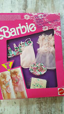 VINTAGE - BARBIE - FANCY FRILLS LINGERIE DESSOUS UNTERWÄSCHE MATTEL 1991  #2978