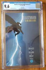 Batman: The Dark Knight Returns #1, CGC 9.6 NM+, White pages, 2nd printing