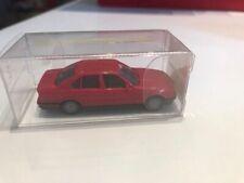 Wiking 193 13   BMW 520 i  Limousine Rot  mit OVP 1:87 HO