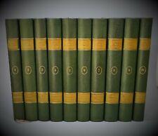 Oeuvres Complètes de COURTELINE Illustrations Bofa Forain 1930 10/10 vol Reliure