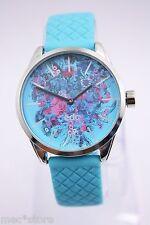 "EDC Uhr by Esprit ""Blushing Flowers - Horizon Blue"" EE100422004"