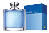 Nautica Voyage 3.4 Oz 100 Ml Eau De Toilette Spray for Men *Sealed In Box New*