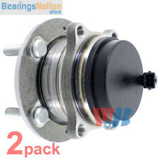 Pack of 2 WJB WA512556 Rear Wheel Hub Bearing Assembly Replace 512556 HA590642