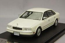 1/43 Mark43 Nissan President (JHG50) White Pearl  PM4320W