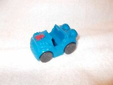 Marvel Figure Vehicle Spider-Man Blue Red 3 inch