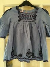 Girls' 100% Cotton Gypsy Square Neck T-Shirts, Top & Shirts (2-16 Years)
