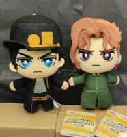 JoJo's Bizarre Adventure Golden Wind plush doll Crusaders Jotaro Kujo Noriaki
