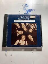 Greatest Hits & Rare Classics by Rare Earth (CD, Feb-1991, Motown)