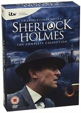 SHERLOCK HOLMES COMPLETE BOXST DVD Sent Sameday*