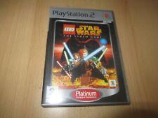LEGO Star Wars (PS2) pal mint collectors