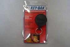 KEY-BAK MODEL #6 - Key Ring Caddy Retractor with 360° Rotating Clip