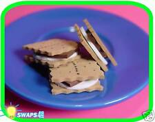 "Mini Smores!  ""Girl Scout"" or ""Boy Scout"" SWAPS  Craft Kit  by Swaps4Less.com"