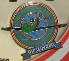 Disney Pixar Planes Ripslinger Booster Pin