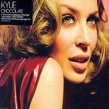 Chocolate Pt.1 (2 Tracks) [Single] by Kylie Minogue (CD, Jun-2004,...