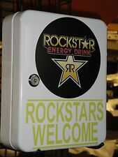 ROCKSTAR ENERGY DRINK KEY BOX NEW