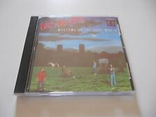 """Mr. Mister """"Welcome to the real world"""" Rare AOR cd RCA 1985"""