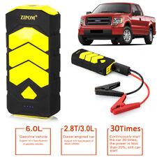 Portable Car Jump Starter Power Bank Vehicle Battery Charger 12V 12000mah Backup