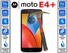 3x Genuine 100% Ultra HD TEMPERED GLASS Screen Protector For Moto E4 PLUS