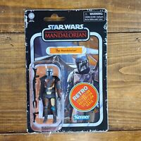 NEW Star Wars The Mandalorian Action Figure 3.75 Kenner Retro Collection