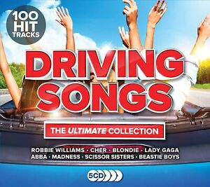 Driving Songs - The Ultimate Collection   - 5 x CD * New & Sealed * M