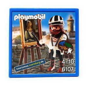 Playmobil Figure Alfred Durer Dürer German Exclusiv Limited Edition 6107