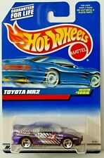 Hot Wheels - 1999 First Edition - Toyota MR2 - Collector No. 1086