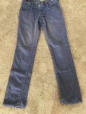 TAG Jeans Size 27 Vintage 5 Pocket Style Stretch Straight Style