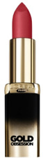 L'Oreal Color Riche Gold Obsession Lipstick Ruby Gold Sealed