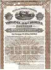 Virginia and Carolina Southern Railroad Company  1913