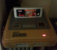 nintendo snes games retro vintage console only switch predecessor