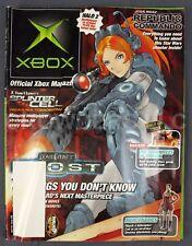 Xbox Official Magazine Issue #30 Star Craft Ghost Star Wars Republic Commando VG