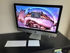 "LATE 2014 27"" Apple iMac Retina 5K A1419 i7 4.0Ghz 8GB RAM 1TB Fusion Computer"