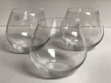 Fitz and Floyd Giselle Stemless Wine Glasses