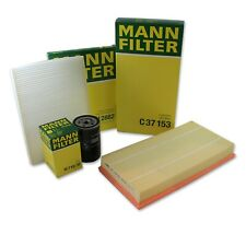 MANN-FILTER Air C37153 Oil W719/30 Cabin CU2882 Filters RAPKIT095