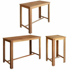 Solid Wood Bar Tables Bars