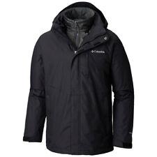 "New Mens Columbia ""Bugaboo"" 3in1 Interchange Omni-Heat Winter Jacket Coat Parka"