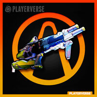 Borderlands 3 - Non-Modded Mayhem 10 Flipper - Level 65 Gun Xbox/PS4/PC Weapon