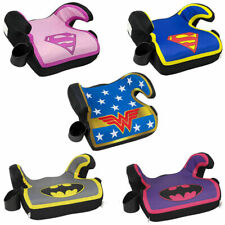 KidsEmbrace Fun Ride Backless Booster - Supergirl Superman Batman Wonder Woman