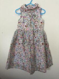 Age 3-4 Years Girls Dress
