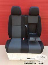 VW Crafter Sitzbank Beifahrerbank | Double Bench Passenger AUSTIN