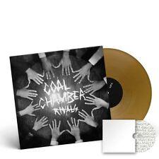COAL CHAMBER - Rivals GOLDEN LP Gatefold + DVD 100 COPIES