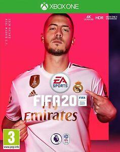 FIFA 20 Xbox One New Sealed