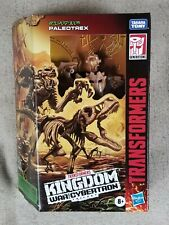 Transformers: War for Cybertron - Kingdom Deluxe - PALEOTREX Action Figure