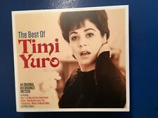 The Best of Timi Yuro 44 Original Recordings Inc Hurt Call Me Sweetheart 2 CDs