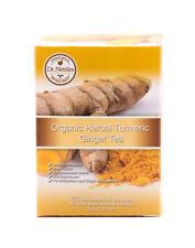 Organic Herbal Turmeric Ginger Tea